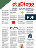 PlanetaDiego Diario Edición de prueba 22/6