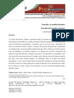 Foucault Y El Analisis Del Poder