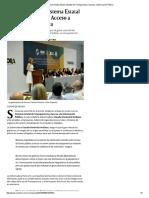 08-06-16 Pavlovich instala Sistema Estatal de Transparencia y Acceso a Información Pública. -Excelsior