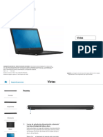 Inspiron 14 3451 Laptop Reference Guide Es Mx