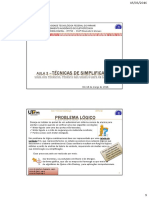 AulaDT03 TecSimplificacao 1oSem16 Web