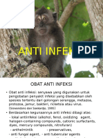 Obat Anti Infeksi