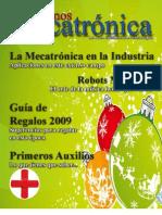 Revista Somos Mecatronica Diciembre 2009