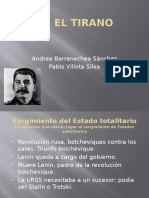 Stalin, El Tirano Rojo (1)