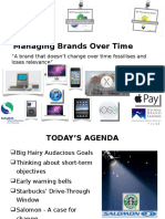 L7 Managing Brands Over Time