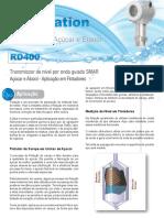 SMAR_RD400 - Flotacao