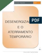 [E-book] Desenergização e o Aterramento Temporário