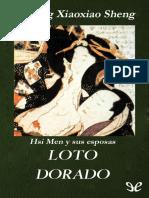 Xiaoxiao Sheng, Lanling - Loto Dorado [21252] (r1.1)
