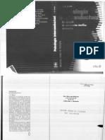 Psicologia Interconductual . Un Ejemplo de Construcción Científica Sistemática. J.R. Kantor.