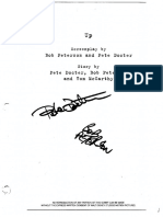 Up Screenplay PDF
