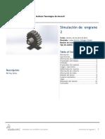 Engrane 2-Análisis Estático 1-1 Entregar