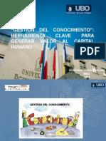 2.- Gestión Del Conococimiento Junio 2011