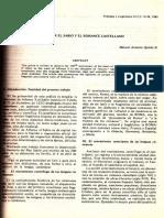 Revista de filología y linguistica