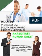 Manajemen Instalasi Gizi