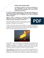 El Lado Oscuro Del Gas Natural.