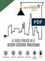 Gasto Público en El Sector Electrico