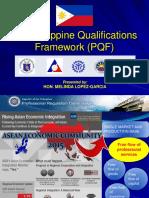 Philippine Qualification Framework- ASEAN Qualification Framework for Global Competitiveness