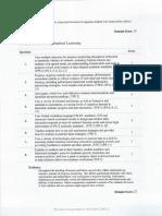 domain b student teaching assessment - tk