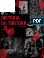 Historia Da Tortura - Edward Peters