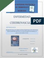 Enfermedad Cerebrovascular Historia Definicion y Clasificacion