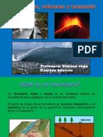 Terremotos, Tsunamis y Erupciones Volcánicas