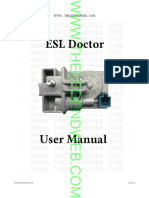 MB W204 W212 ESL Doctor