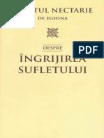 Nectarie din Eghina, Sf. -  Despre ingijirea sufletului.pdf