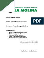 Agricultura Biodinamica Grupo