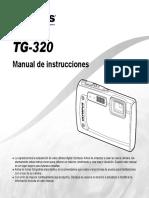 TG-320 Manual de Instrucciones ES