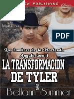 Bellann Summer-The Men of the Crazy Angle Ranch 1 -La Transformacion de Tyler