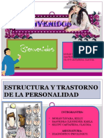 Estructura y Trastorno de La Personalidad..LISTO