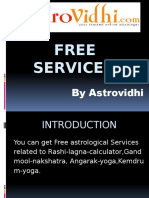 PPT of Free Services