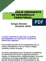 EL LENGUAJE EMERGENTE EN DESARROLLO TERRITORIAL.pptx