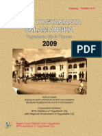 Kota Yogyakarta Dalam Angka 2009
