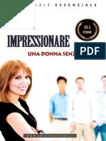 5 Modi Per Impressionare Una Donna