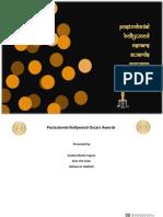 Postcolonial Bollywood Oscars Awards 1947-1970