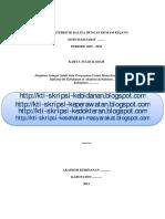 KTI Skripsi No.22 Karakteristik Balita Dengan Demam Kejang Di Rumah Sakit_NoRestriction