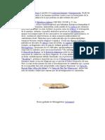 EL ARTE PALEOLÍTICO.doc
