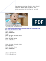 Tiếng Hàn Qua Bài Hát 4Minute - Get on the Floor.