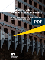 EY Maximizing Value From Your Lines of Defense