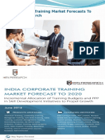 India Corporate Training Market,NIIT Limited sales corporate training