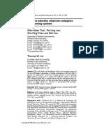 09Tsai Selection Criteria ERP-1.pdf
