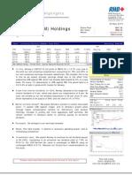 Amway (M) Holdings Berhad