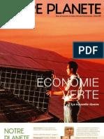 Notre Planète - Green Economy-The New Big Deal - Français