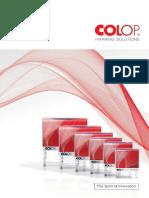 COLOP Catalogue FR