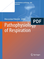PathoPathophysiology of Respiration (Advances in Experimental Medicine and Biology) physiology of Respiration (Advances in Experimental Medicine and Biology) 1st Ed. 2016 Edition {PRG}