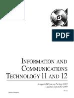 2003 Info Tech 1112