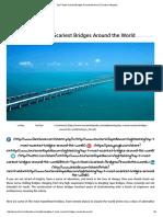 Top 7 Most Scariest Bridges Around the World _ Tourism Infopedia