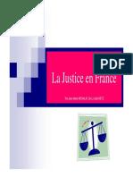 Justice en France