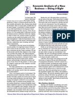 Economic Analysis of New Business.pdf